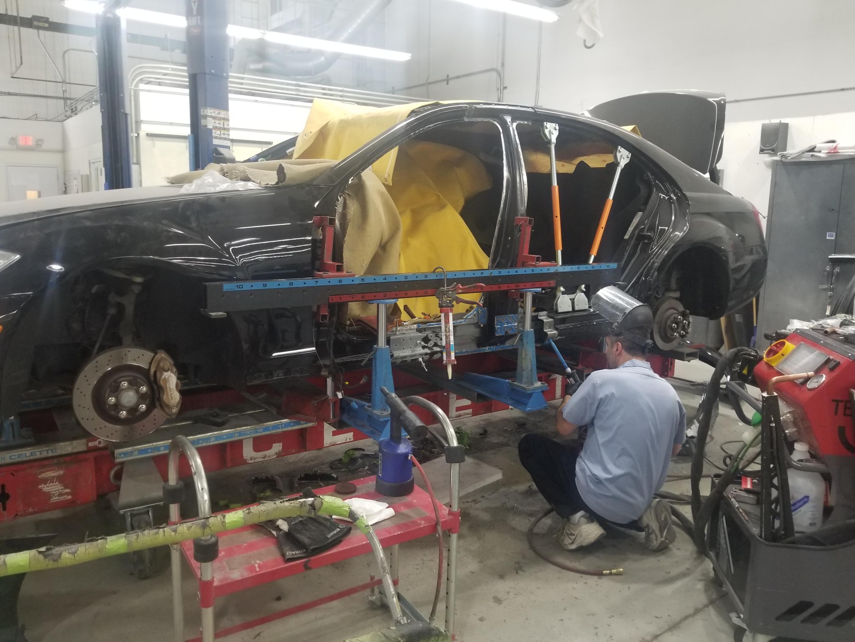 Our Collision Repair Process Plaza Collision