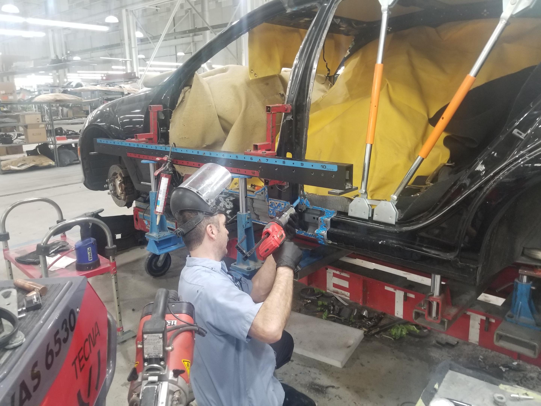 vehicle repair workshop use class